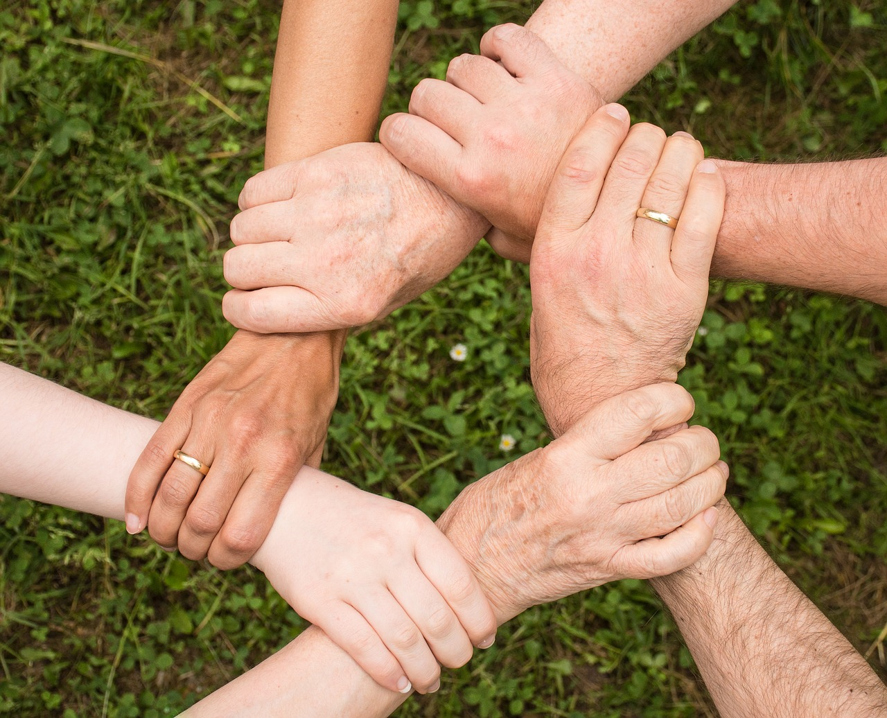Finding Community in Your New Church